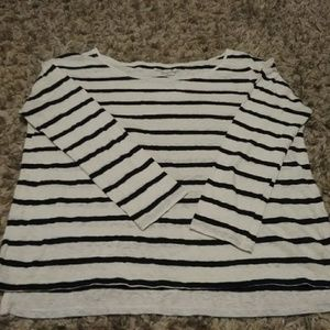 American Eagle Outfitters striped top